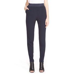 Rebecca Taylor Emma Tuxedo Track Pants